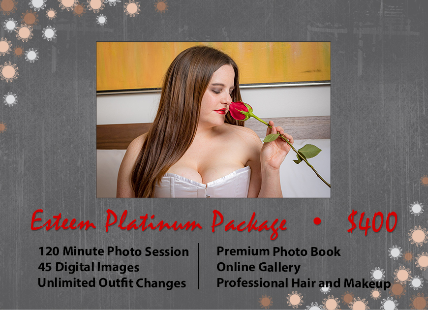 Esteem Boudoir Photography - Empowering Sexy Women in Atlanta Georgia and Phoenix Arizona